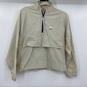 solumbra Jackets & Coats - Vintage Solumbra vented pullover windbreaker